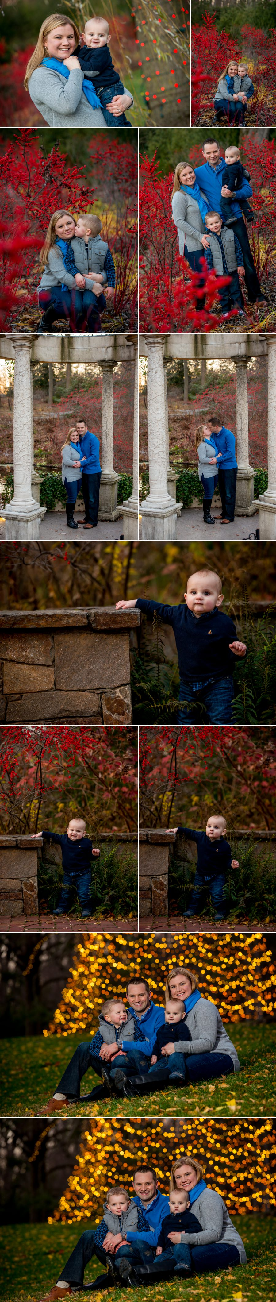Longwood Gardens Family Photos Kimberly Ian Connor And Nolan Candid Moments Photography
