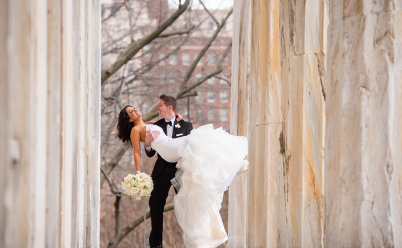 Cescaphe Ballroom ~ Philadelphia ~ Wedding Photos ~ Cara & Ryan
