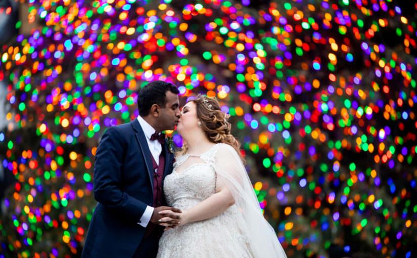 Philadelphia ~ Water Works ~ Wedding Photos ~ Irini & Priyan