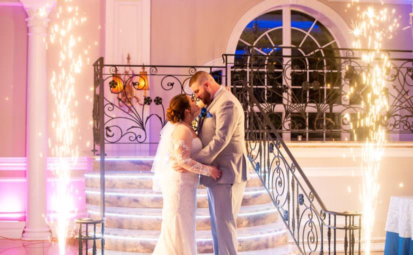 Ariana's Grand, Woodbridge, NJ ~ Eleni & Kristopher's Wedding
