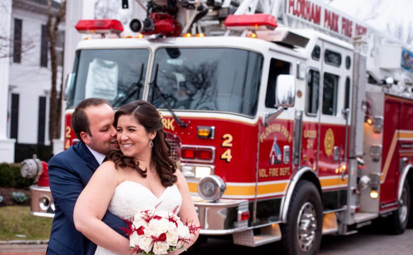 The Park Savoy Estate, Florham Park, NJ ~ Jessica & Jeff's Wedding
