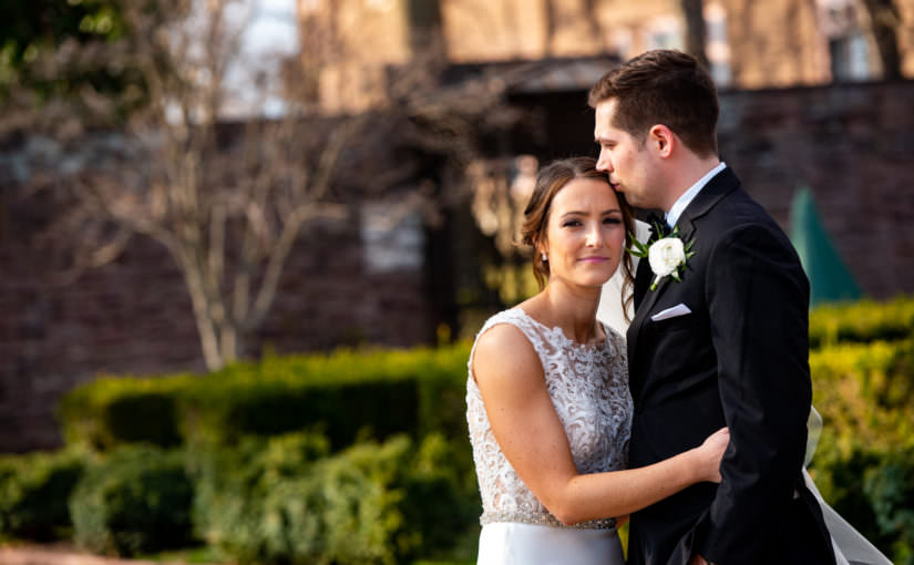 Northampton Valley Country Club, Bucks County Community College~ Kerri & Brian