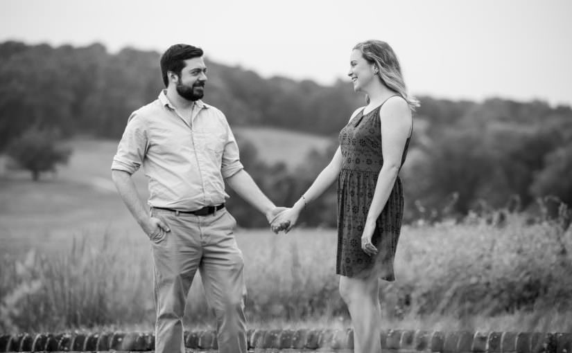 Kristen & Ryan ~ Valley Forge Park