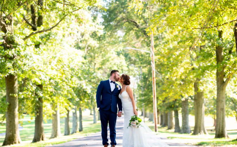 Angela & Frank's Wedding ~ Northampton Valley Country Club