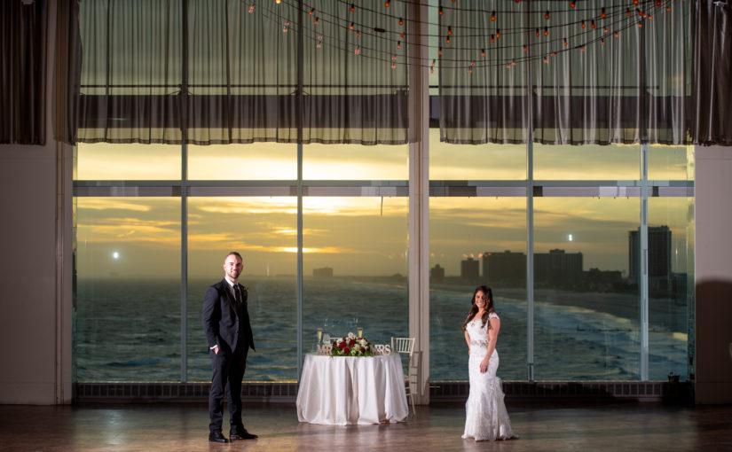 Angelina & Ryan's Wedding ~ One Atlantic