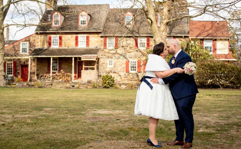 Mandy-Lee and Matthew's Wedding ~ Joseph Ambler Inn