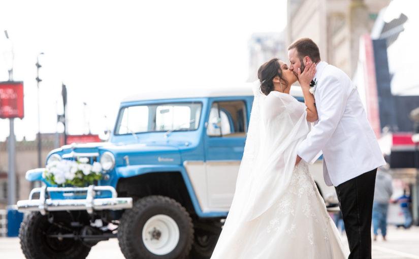 Monica and Dylin's Wedding ~ One Atlantic, NJ