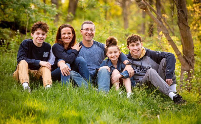 Pritchett Family Session ~ Harleysville