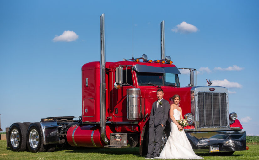 Kiersta & Brandon's Wedding ~ Springside Barn, Lancaster
