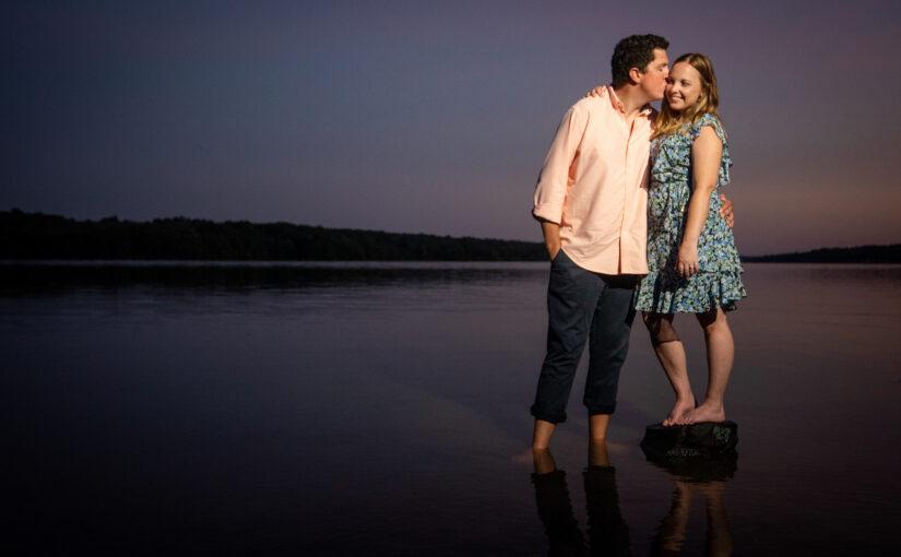 Nicole & Stephen's Engagement Session ~ Lake Nockamixon