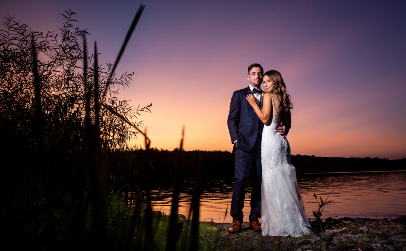 Colleen & Rob's Wedding ~ The Lake House Inn