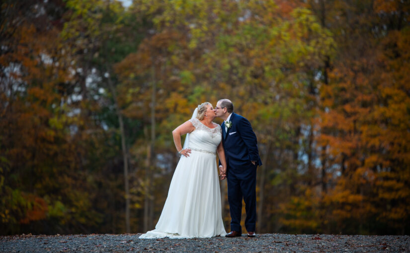 Amy & David's Wedding ~ Forest Lodge