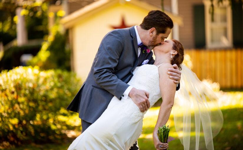 Cindy & Alan's Wedding ~ Ash Mill Farm