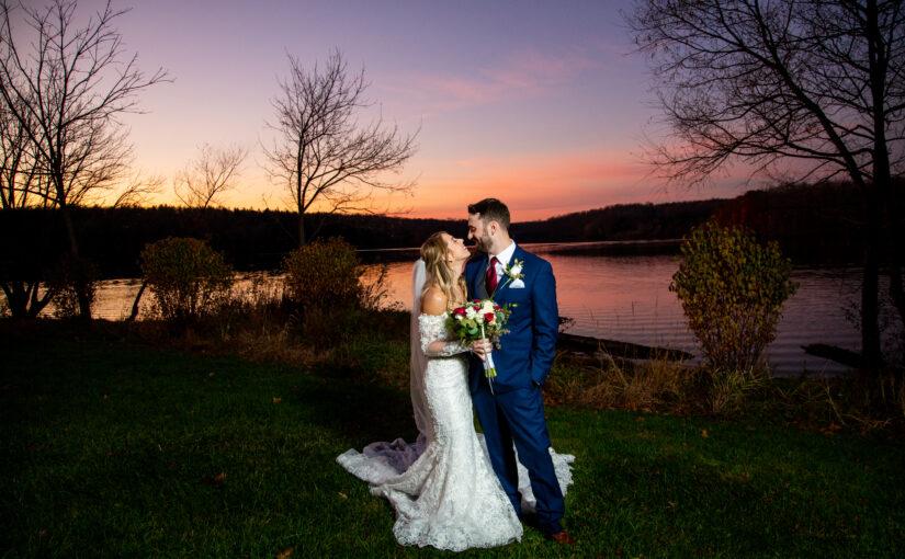 Gabrielle & Matt's Wedding ~ Lake House Inn