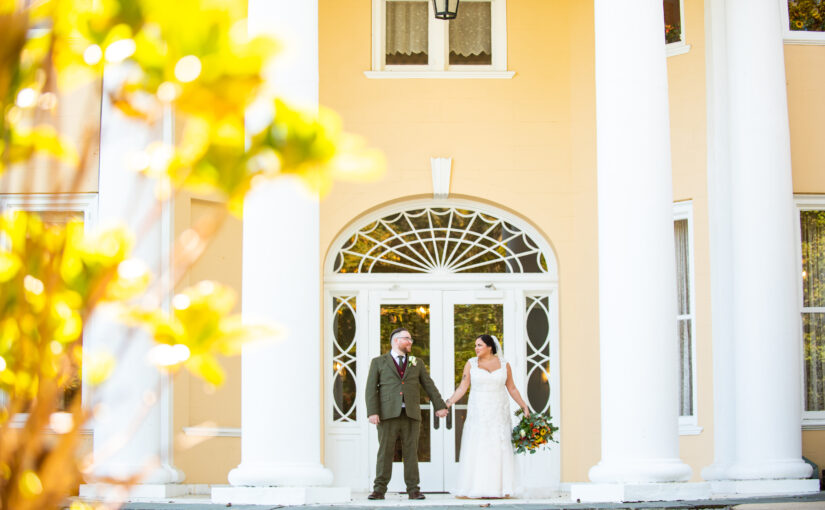 Maranda & Colin's Wedding ~ Bellevue Hall