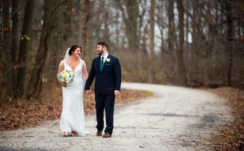 Sarah & Chris' Wedding ~ Heebner Park