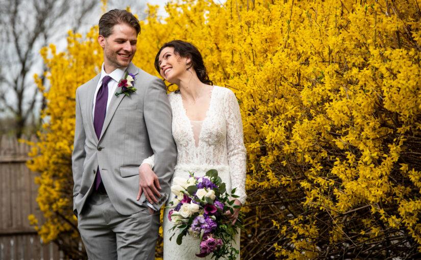 Anna & Elliot's Wedding ~ Forest Lodge