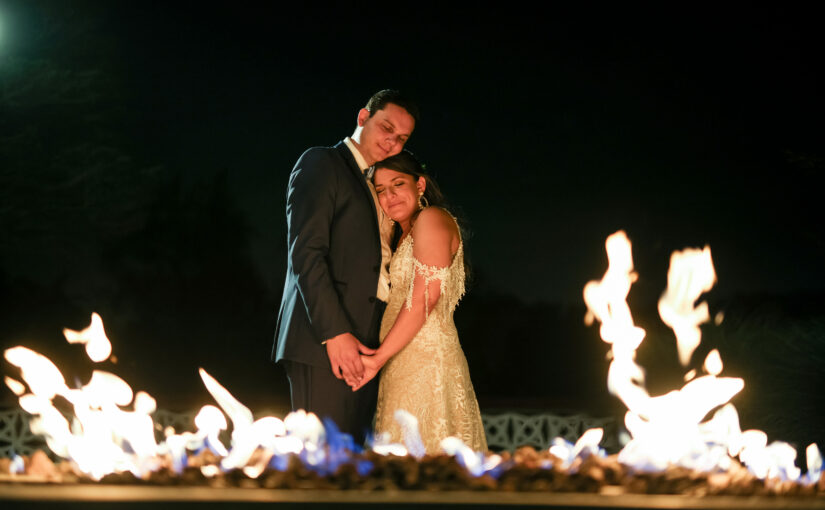 Emily & Dan's Wedding ~ Stone House at Sterling Ridge