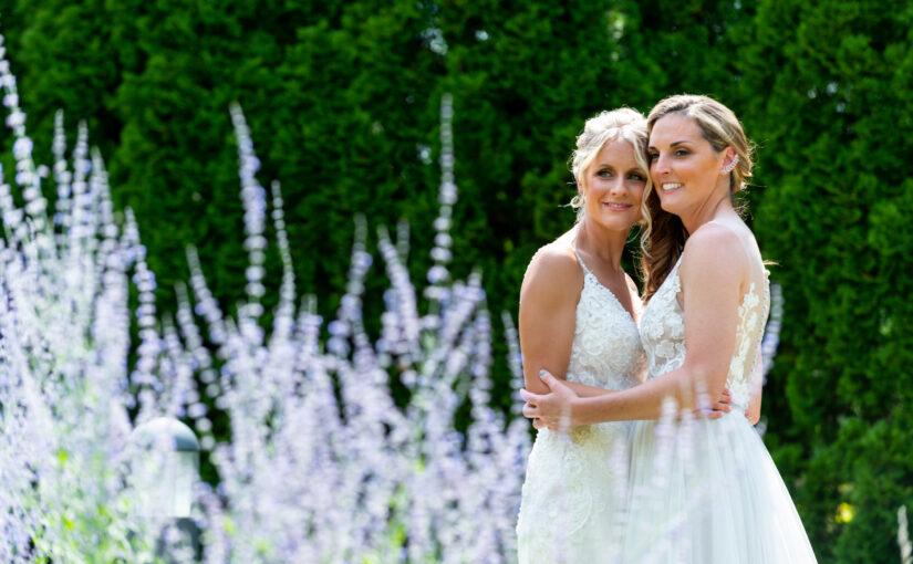 Elise & Cassidy's Wedding ~ Forest Lodge