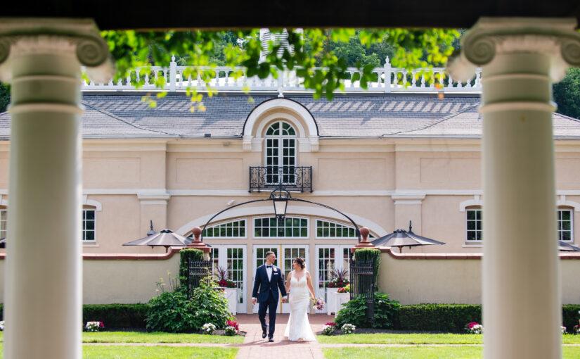 Maria & Mark's Wedding ~ Belle Voir Manor