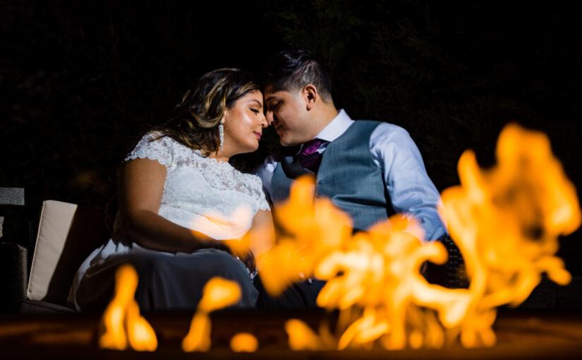 Diana & Alfredo's Wedding ~ Forest Lodge