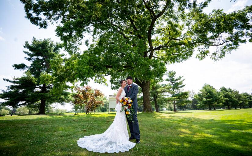 Erika & Andrew's Wedding ~ The Buck Club