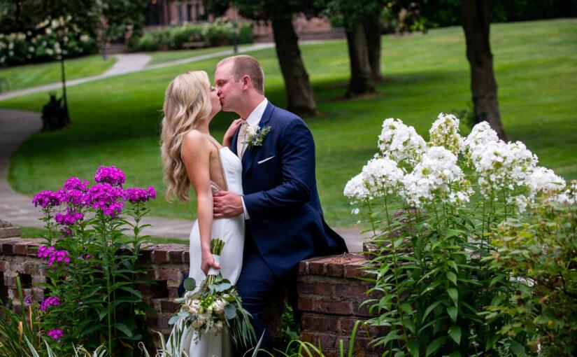 Rory & Kyle's Wedding ~ Aldie Mansion